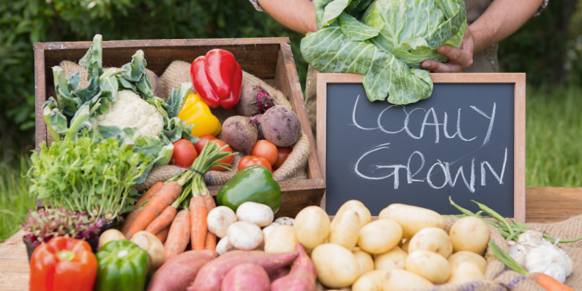 10 Reasons to Visit Your Local Farmers Market