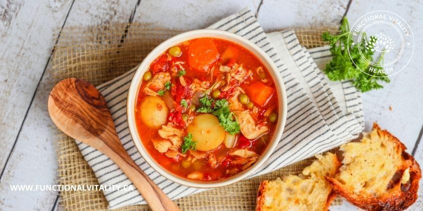 Spanish Chicken Stew (Slow Cooker)